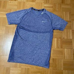 Nike Running Shirt (Blue)